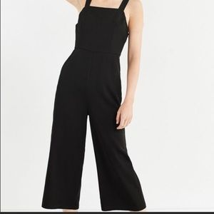 Urban outfitters square neck jumpsuit